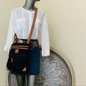 Stone Mountain Quilted Crossbody
